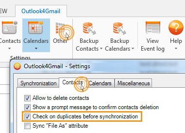 Outlook4Gmail FAQ - Share Outlook Calendar with Google
